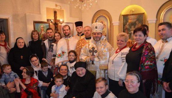 Свято Пресвятої Родини у Чорткові