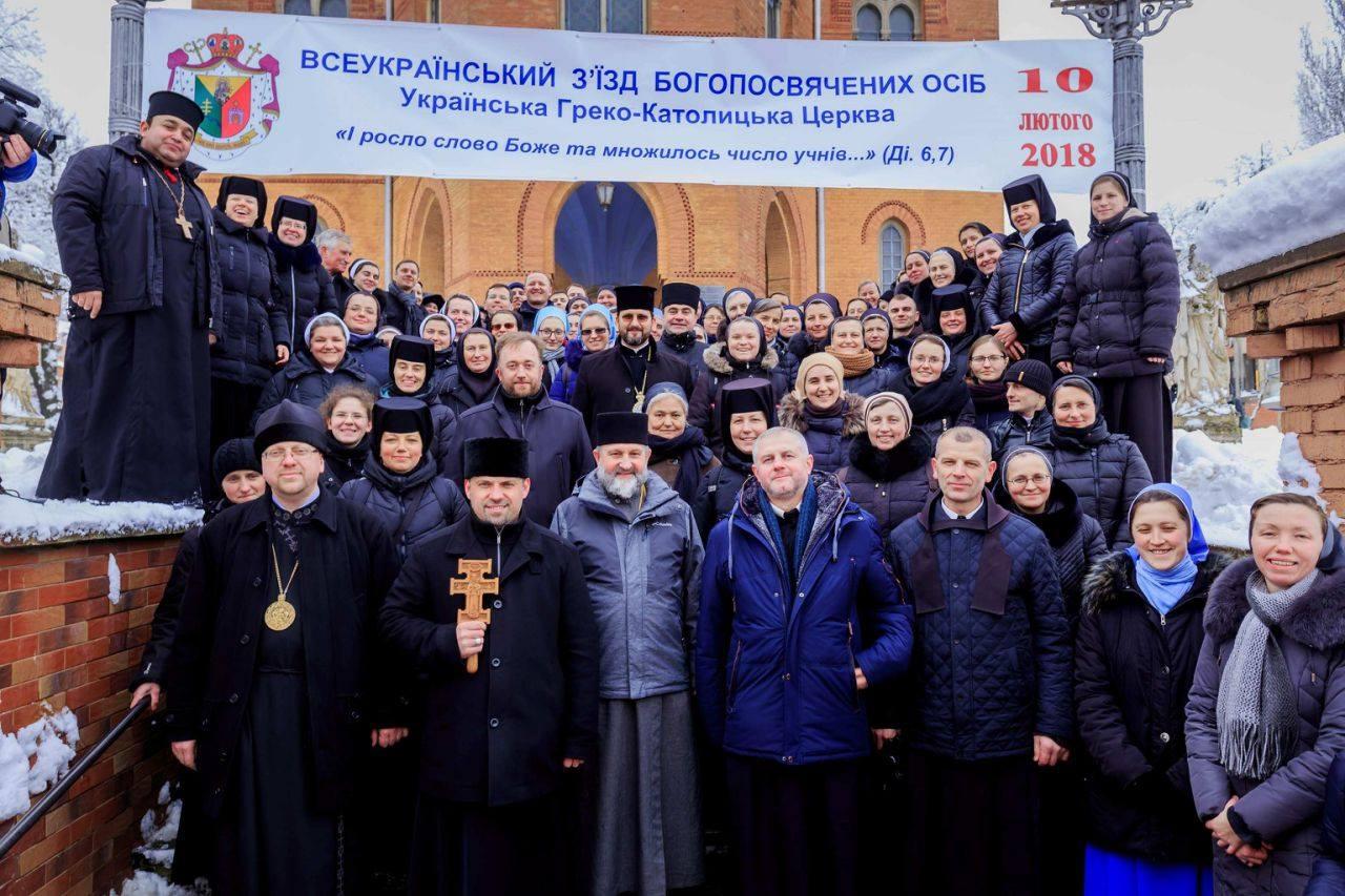 Перша проща монашества УГКЦ на Буковині