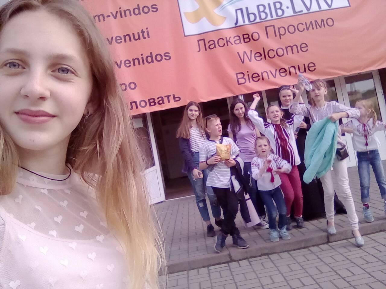 Катехитична школа при монастирі у Львові