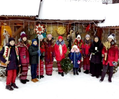 Різдво у Гошеві