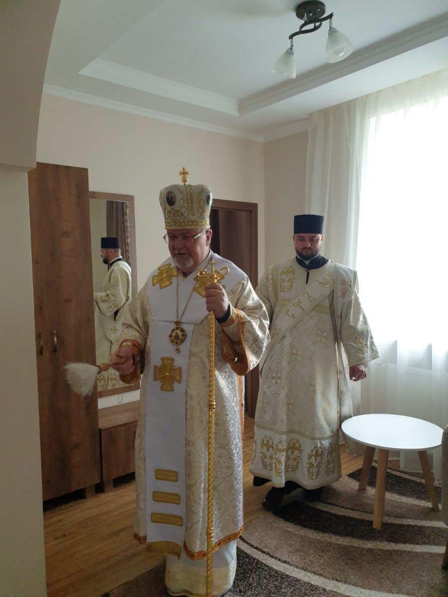 Відкриття Духовно-Просвітницького центру св. Пантелеймона